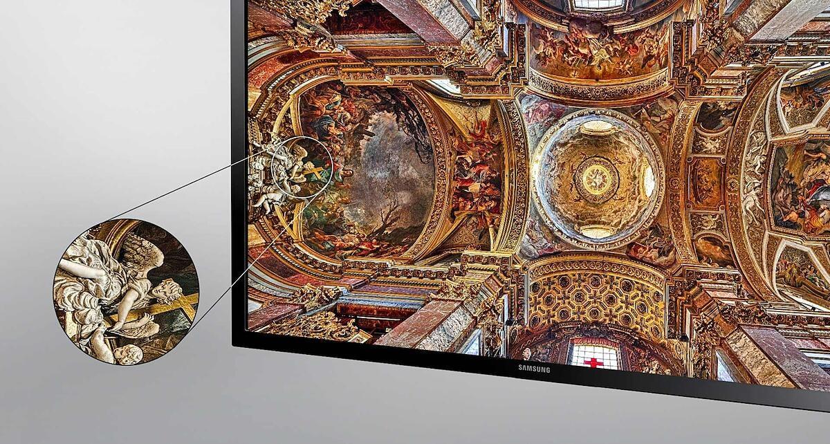 """Monitor Samsung da 28"""" in sconto su Amazon: ultra sottile e risoluzione 4K"""