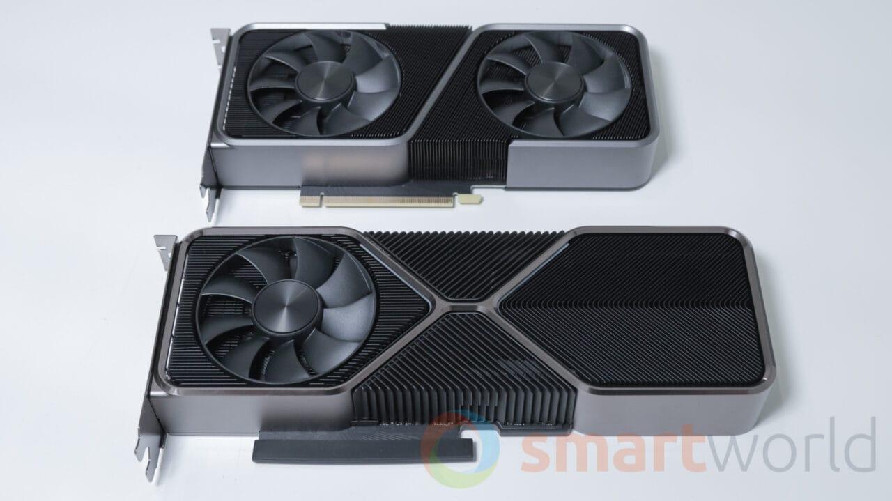 NVIDIA GeForce RTX serie 30 Founder's Edition disponibili a prezzo di listino