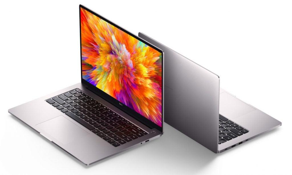 Xiaomi presenta i nuovi laptop RedmiBook Pro con processori AMD Ryzen (foto)