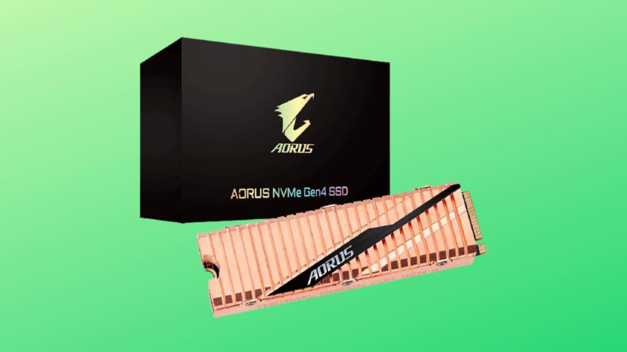 Prezzo molto basso per SSD Gigabyte Aorus: veloce, conveniente e da 500 GB