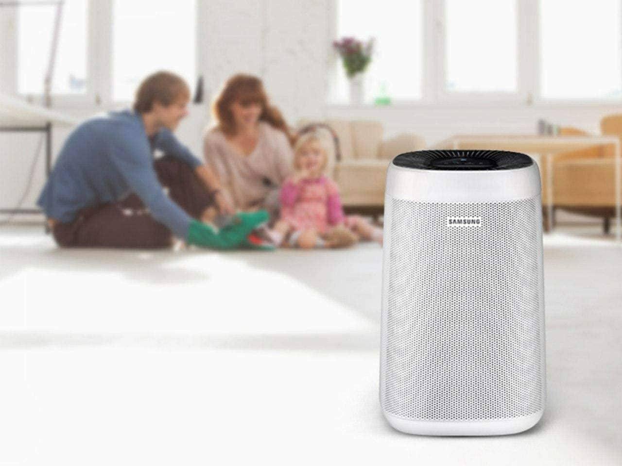 Respirate meglio con questo Purificatore d'aria Samsung, oggi a soli 99€ in offerta Amazon