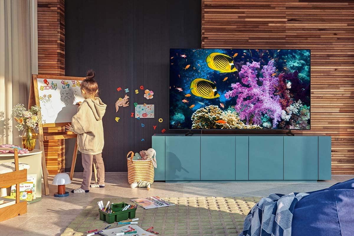 Nuovi sconti per i QLED TV Samsung 2021: prezzi ai minimi storici per Smart TV 4K HDR