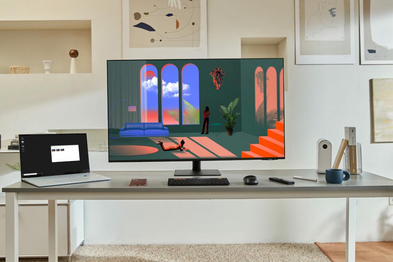 Samsung allarga la famiglia Smart Monitor: ecco i nuovi modelli (foto)