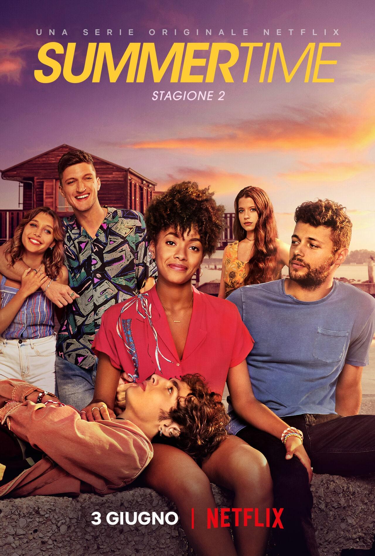 Arriva la seconda stagione di Summertime: dal 3 giugno in esclusiva su Netflix (video)