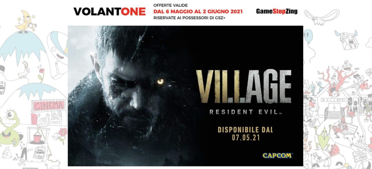 """Volantino Gamestop """"VOLANTONE"""" 6 mag – 2 giu: preorder e sconti PS5, ma non solo"""