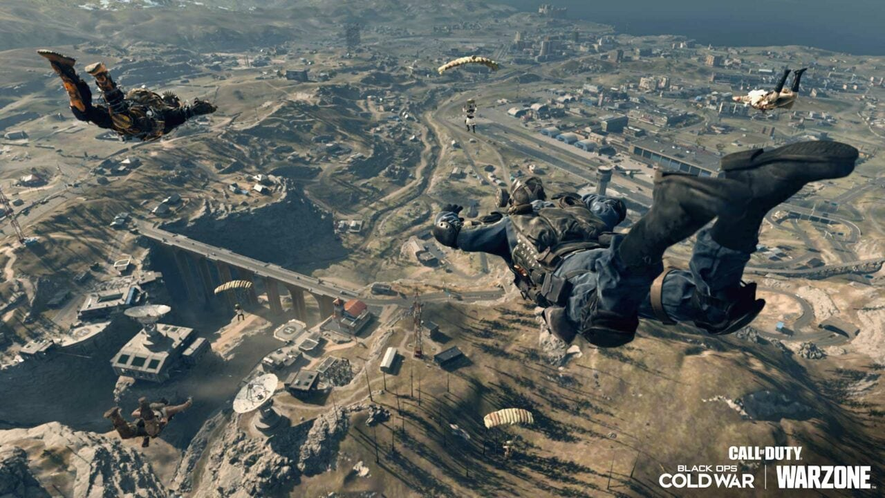 Call of Duty: Warzone ha dato inizio ad un enorme evento dal montepremi da leccarsi i baffi