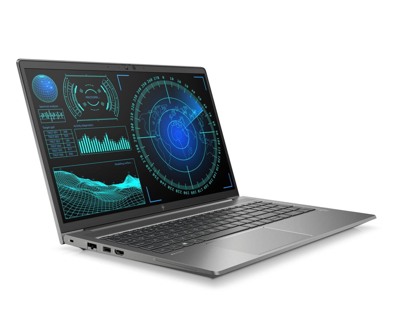HP annuncia le workstation portatili della serie ZBook G8 in tre diverse varianti (foto)