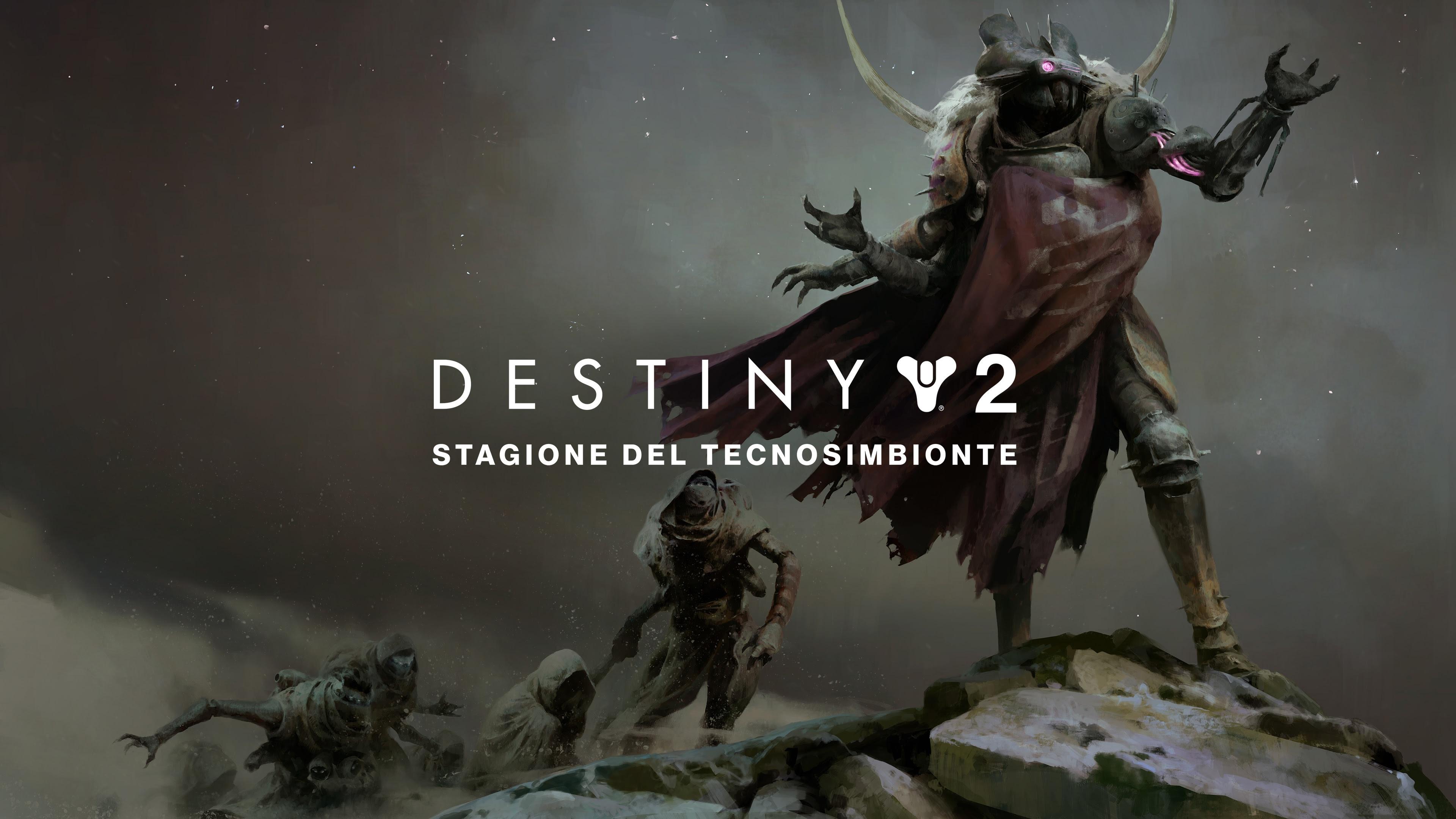Destiny 2: la Stagione del Tecnosimbiont …