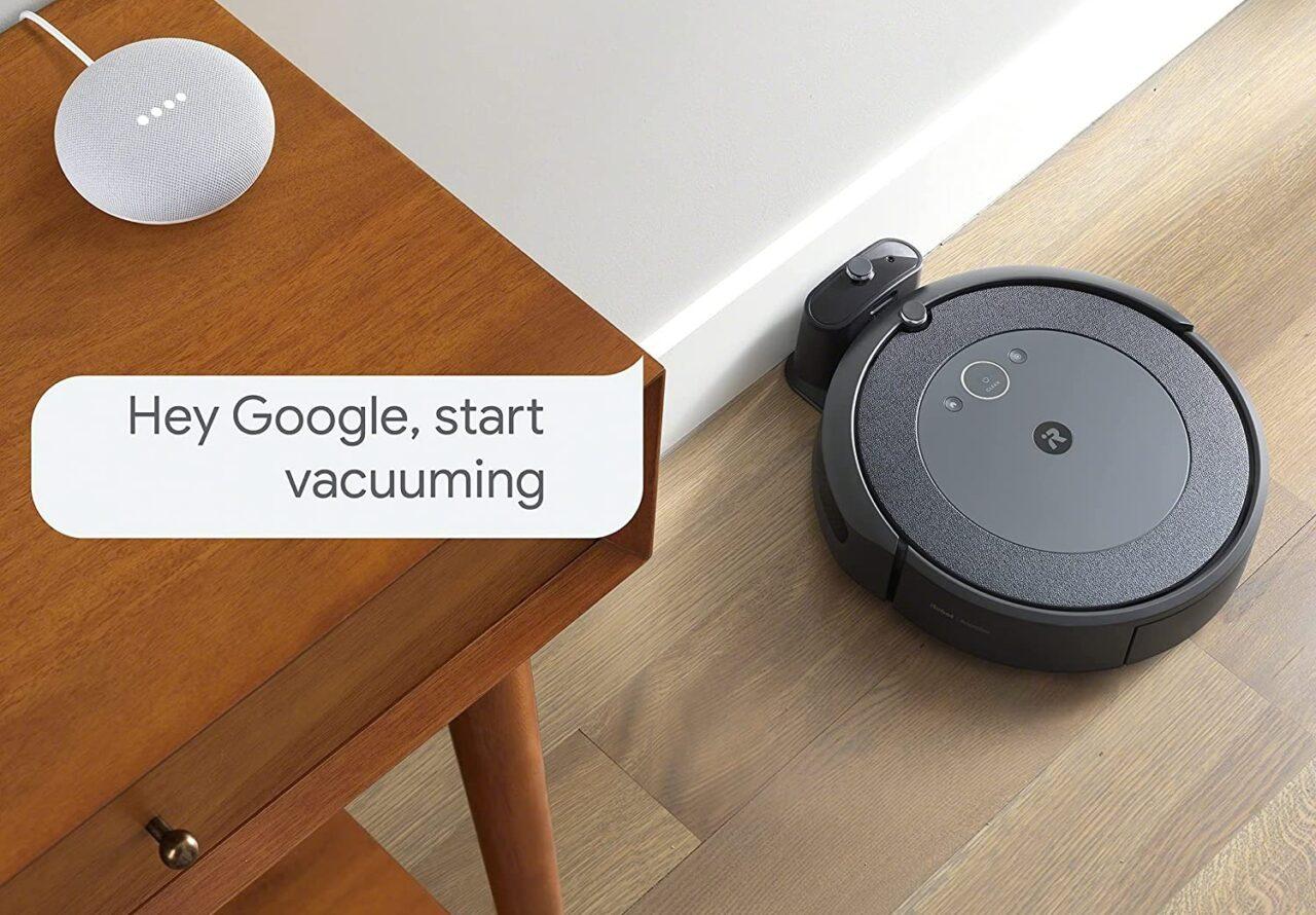 Offerta per l'ottimo robot di pulizia iRobot Roomba i3: prezzo al minimo storico!