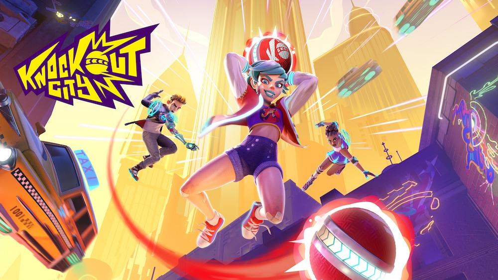 Knockout City è un titolo multiplayer ispirato al dodgeball: disponibile da oggi su tutte le piattaforme