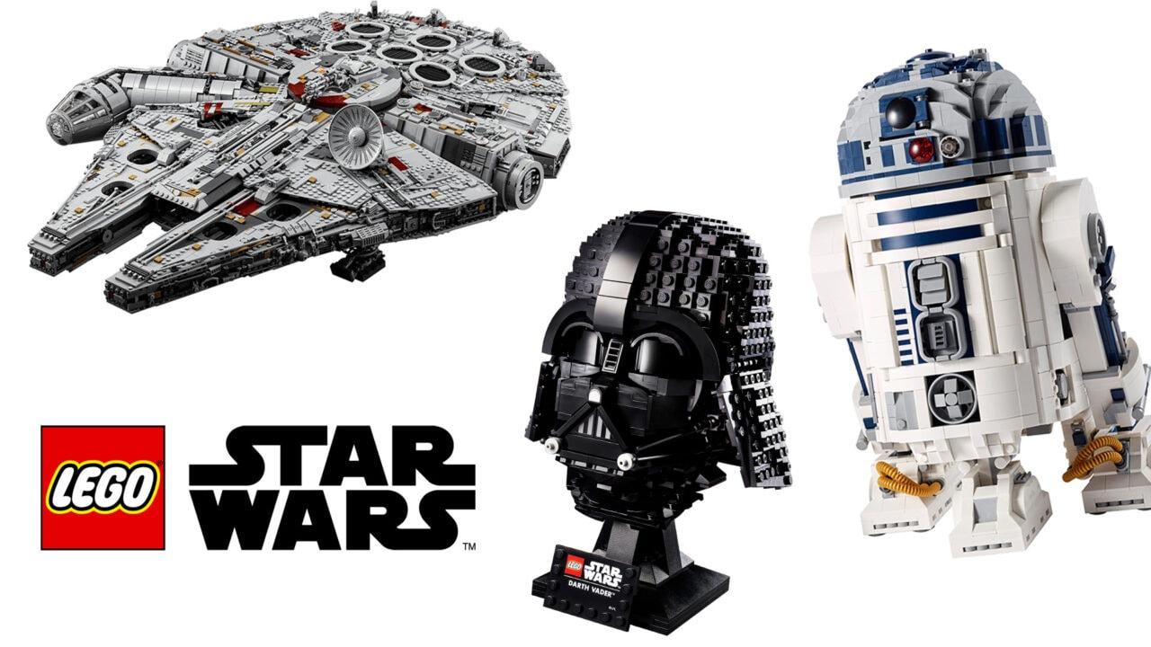 LEGO festeggia lo Star Wars Day: punti VIP doppi, nuovi set e il ritorno di pezzi rari