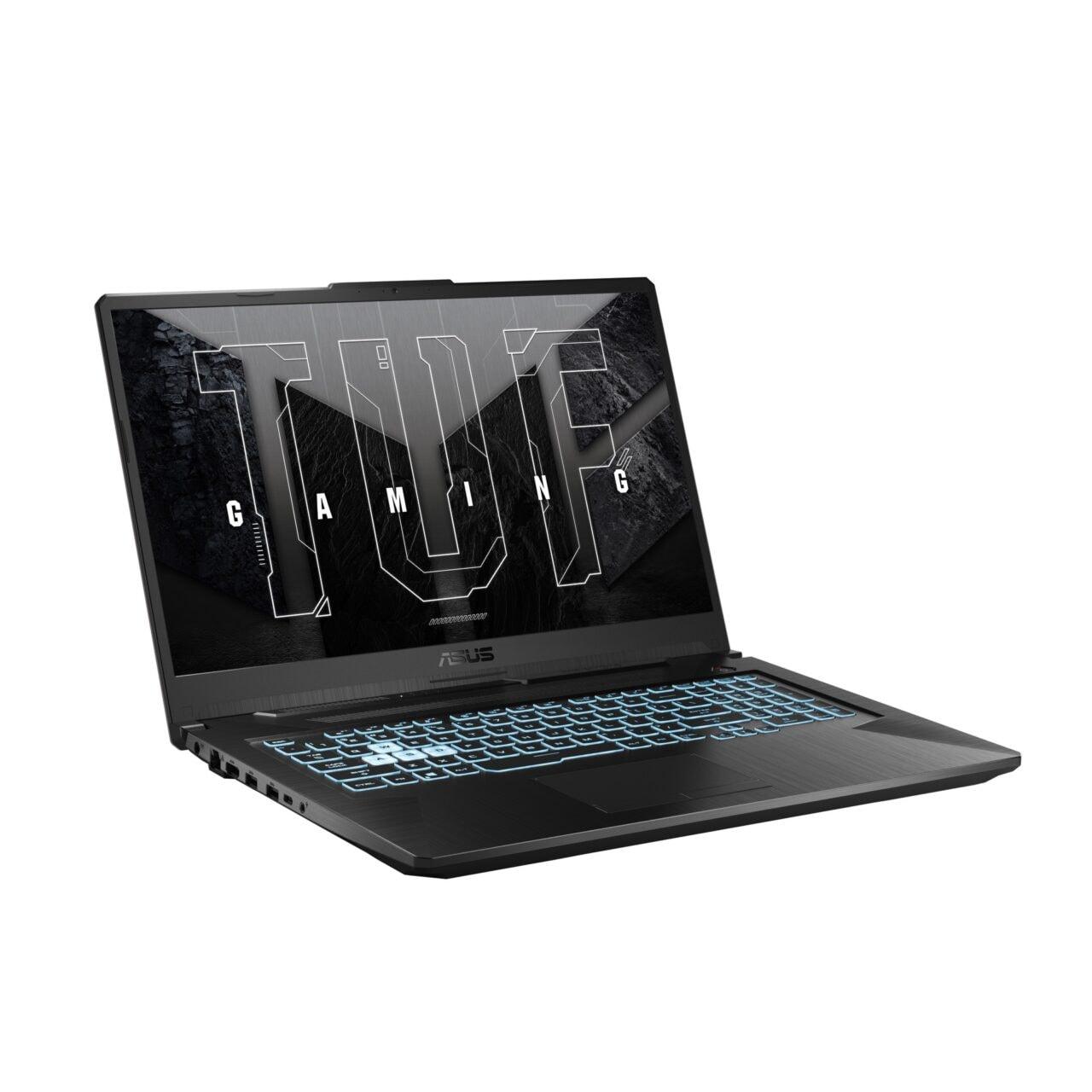 ASUS presenta i laptop da gaming TUF F15 e F17 con processori Intel e GeForce RTX serie 30 (foto)