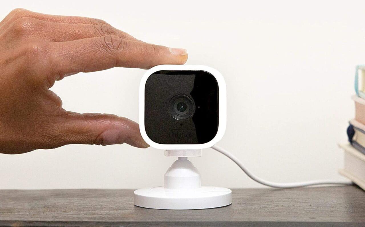 Blink Mini in sconto per i Prime a 24€! Ottima security cam a marchio Amazon