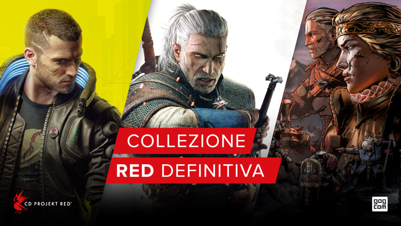 Continuano i saldi estivi su GOG.com: tutti i giochi CD Projekt RED (anche Cyberpunk 2077) a 55,99€