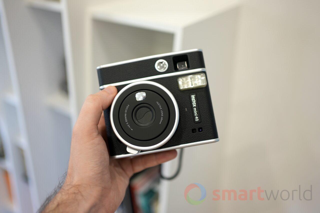 Recensione Fujifilm Instax Mini 40: un'estate analogica (foto)