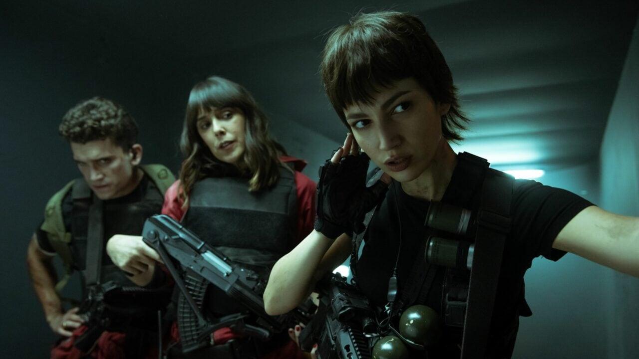 """Netflix pubblica le prime immagini de """"La Casa di Carta 5"""", in uscita a settembre (foto)"""