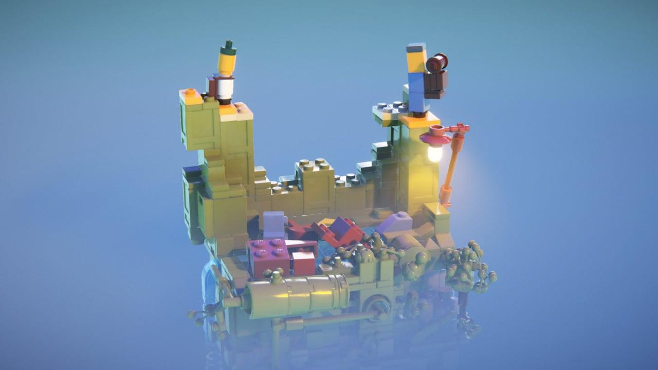 LEGO Builder's Journey: una deliziosa avventura con supporto Ray Tracing e DLSS di NVIDIA