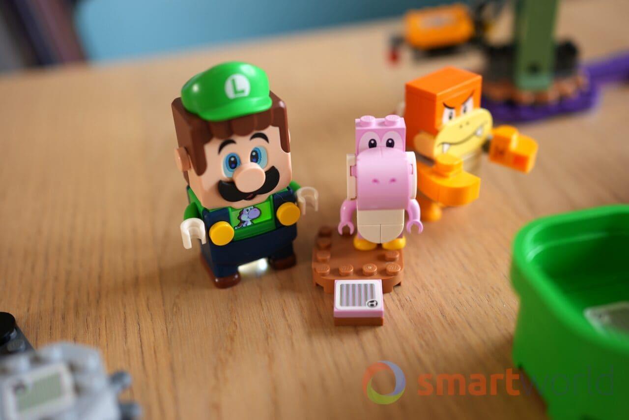 Luigi espande il mondo di LEGO Super Mario, moltiplicando il divertimento (la prova)