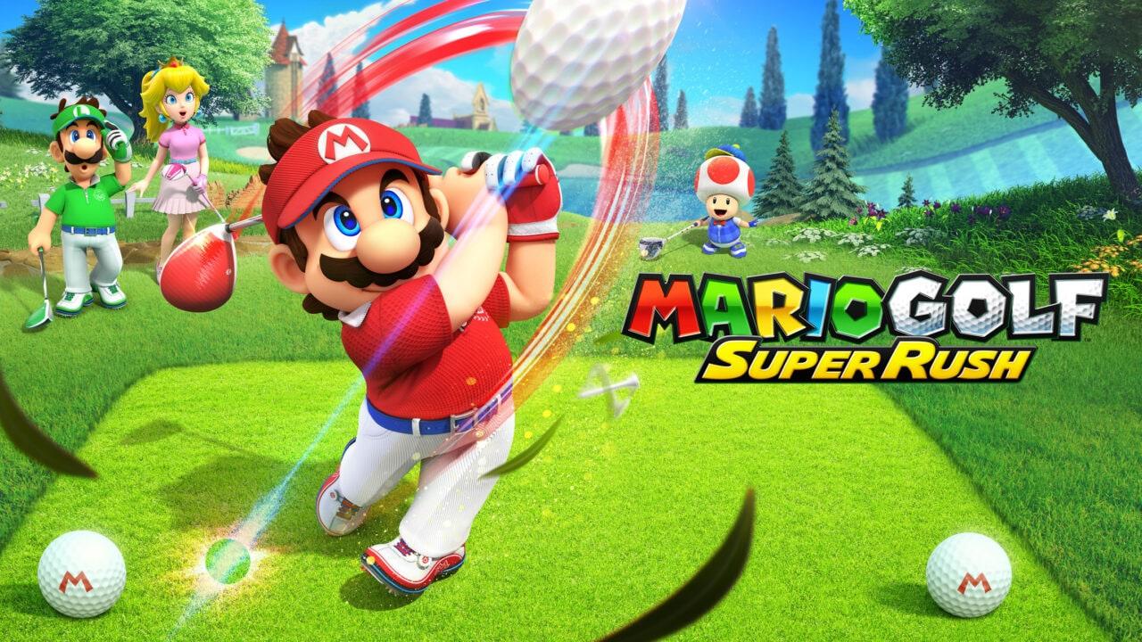 Mario Golf: Super Rush arriva oggi su Nintendo Switch per regalare un momento di divertimento in compagnia (foto)