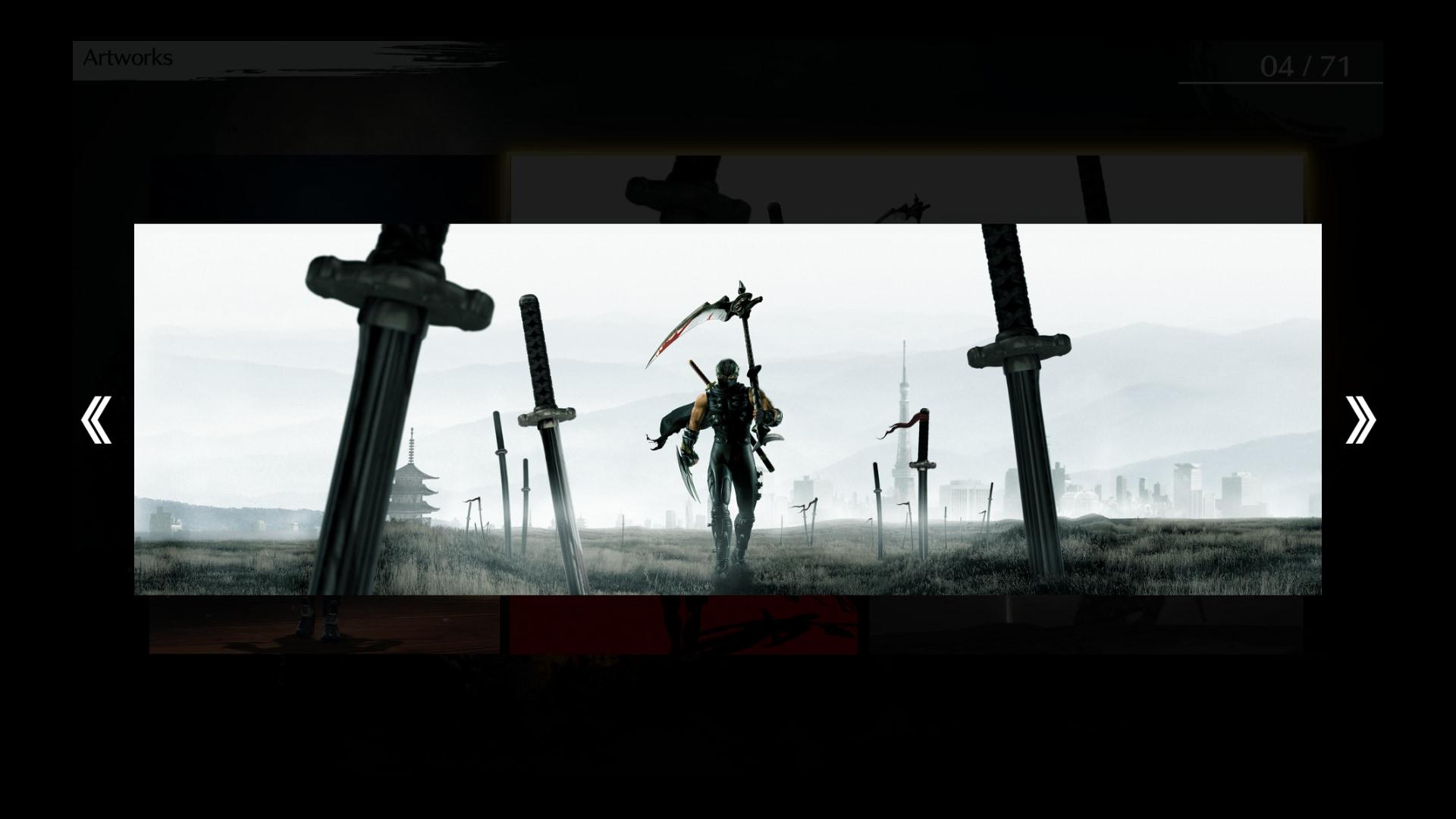 NINJA GAIDEN Master Collection Deluxe Edition – Screenshot 01