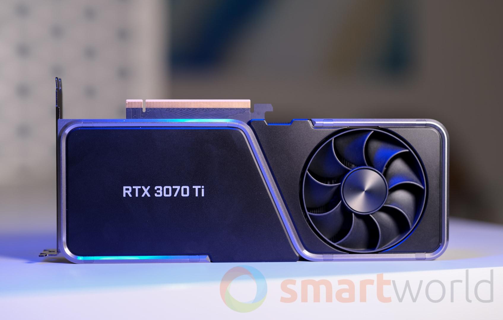 NVIDIA RTX 3070 Ti prova (15 di 22)