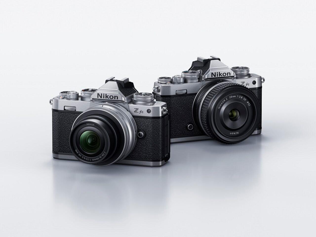 Nikon presenta la nuova mirrorless Nikon Z fc in cui l'innovazione tecnologica si unisce alla classicità nel design (foto)