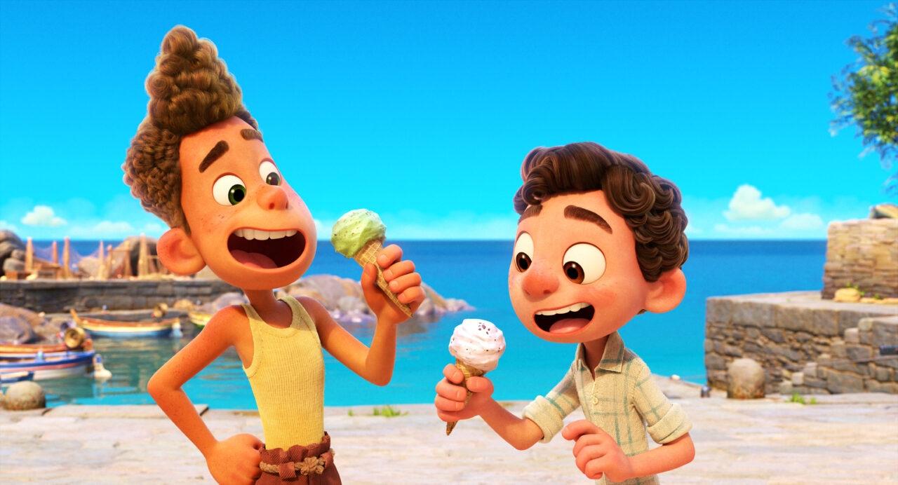 LUCA, il nuovo film Pixar in arrivo su Disney+ è una storia di integrazione perfetta per i più piccoli