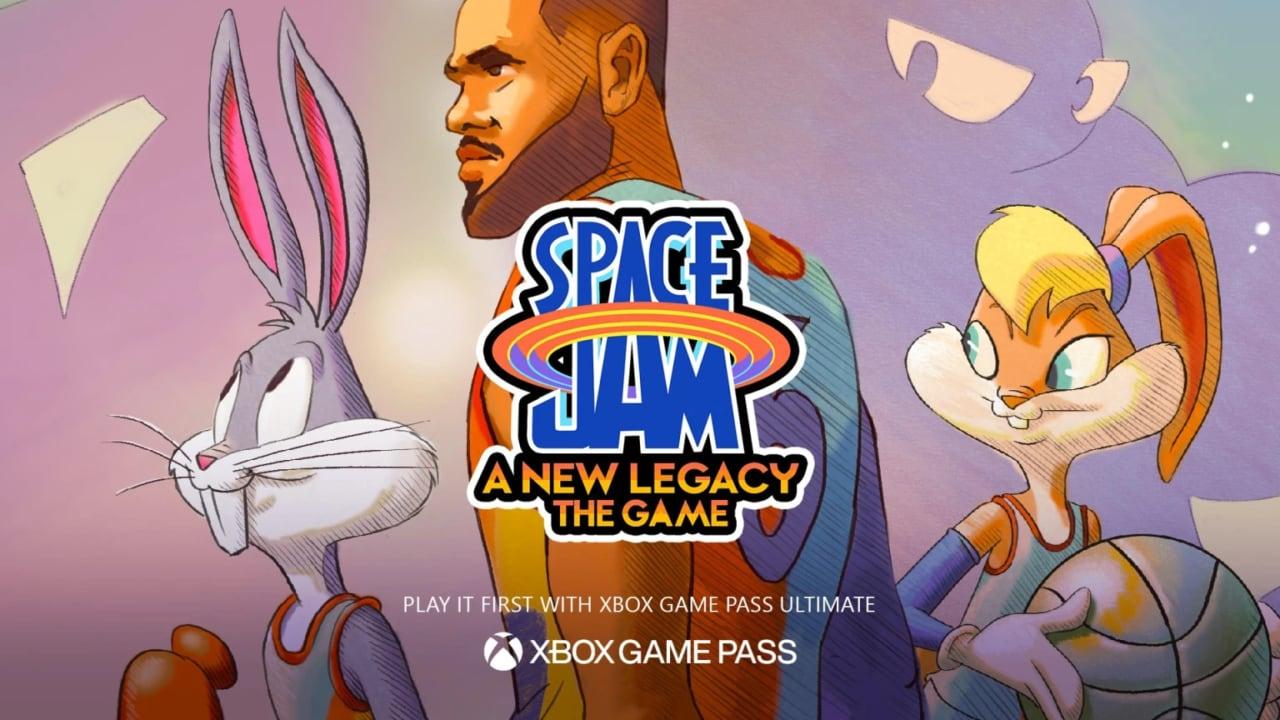 Space Jam: New Legends avrà un gioco tutto suo gratis su Xbox Game Pass