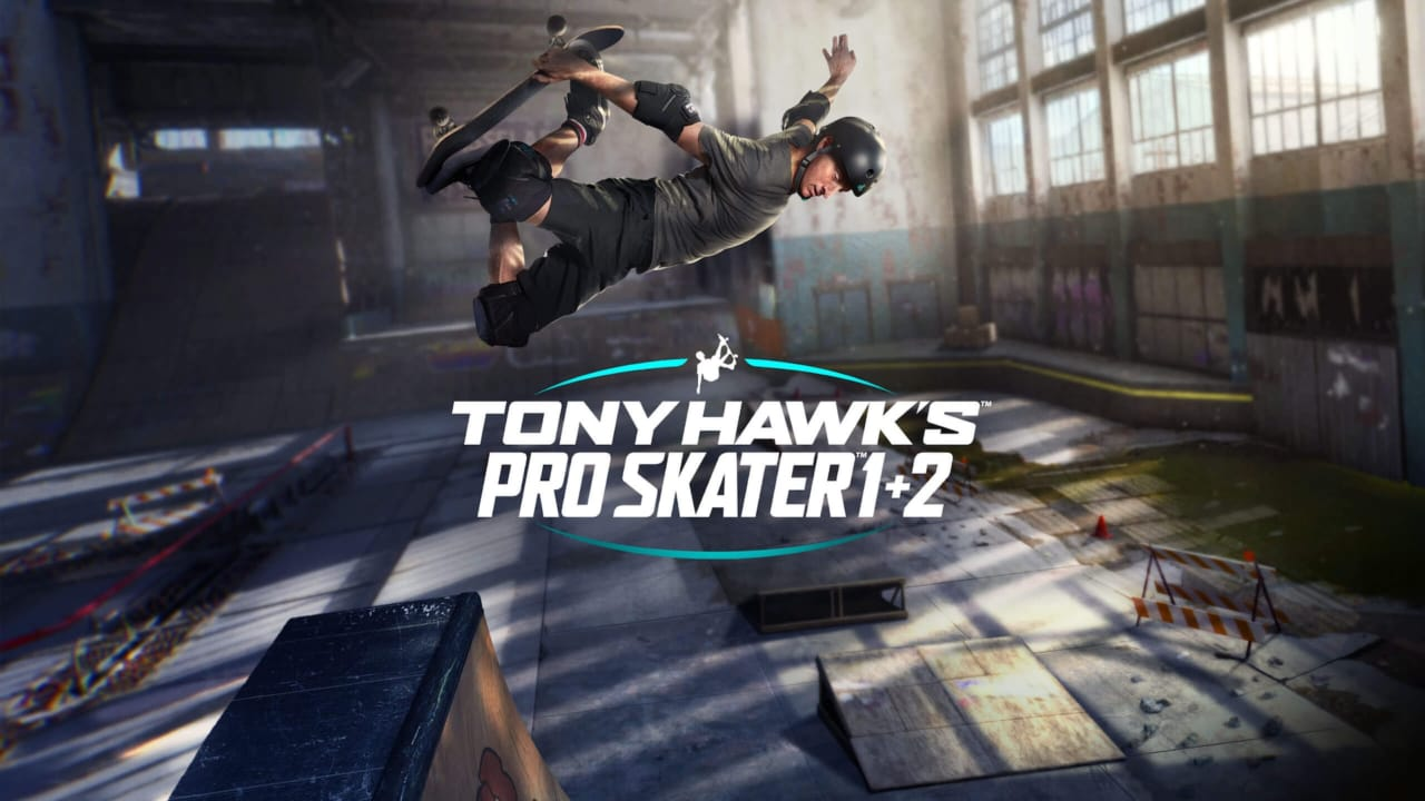 Tony Hawk's Pro Skater 1 + 2 arriva su Nintendo Switch: un remake a regola d'arte
