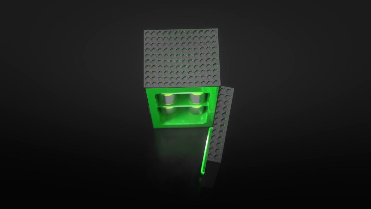 Il vero protagonista dell'E3 2021 è il Mini Frigo Xbox Series X, in arrivo a Natale (video)