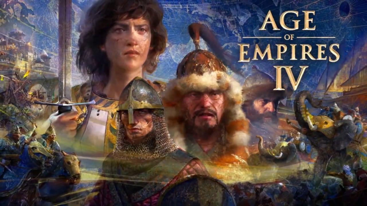 Age of Empires 4 ha una data di uscita