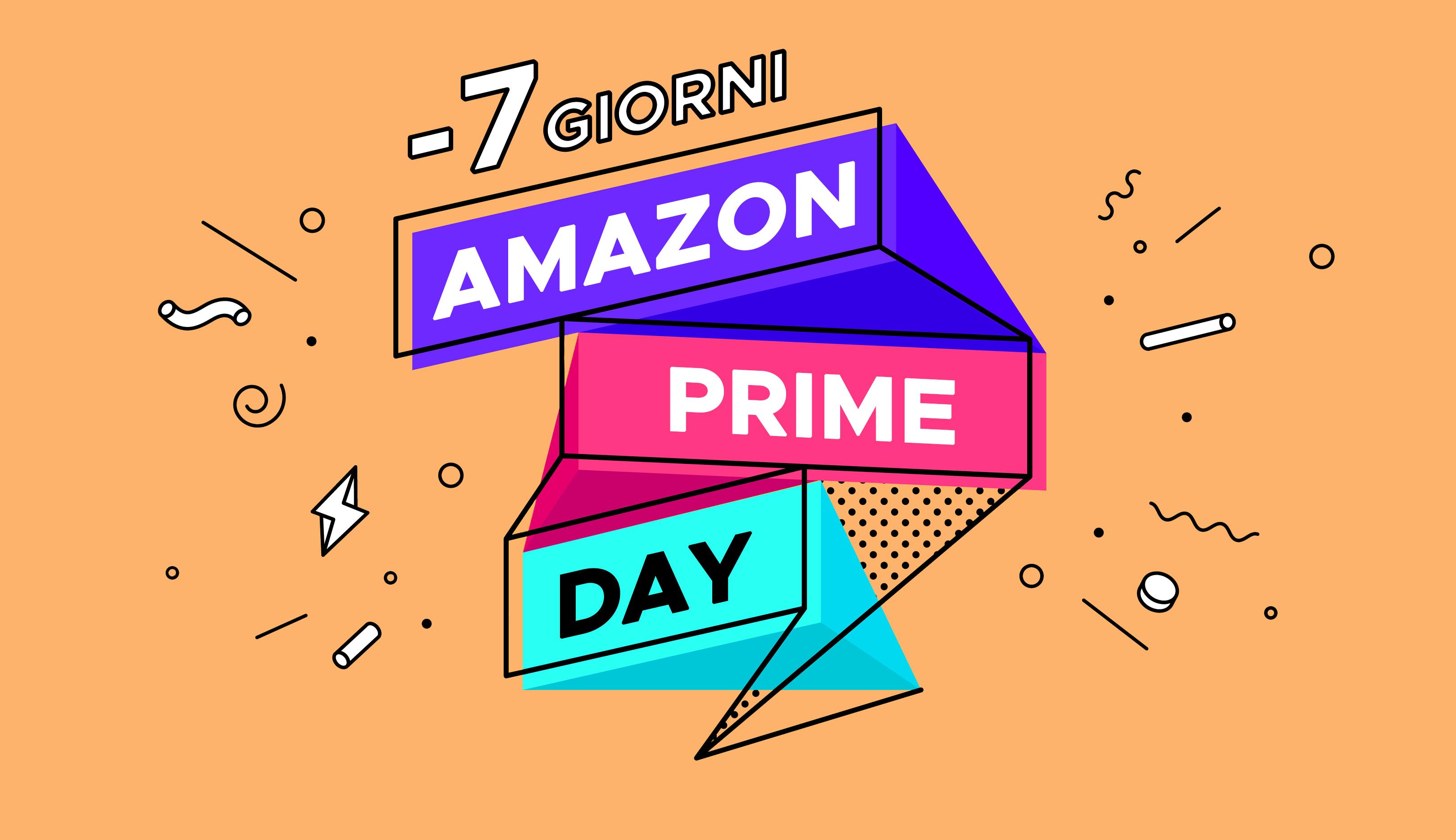 Prime Day 2021 Countdown, le migliori offerte del 14 giugno: Sony Alpha 6600, LG NanoCell e tanto altro - image  on https://www.zxbyte.com