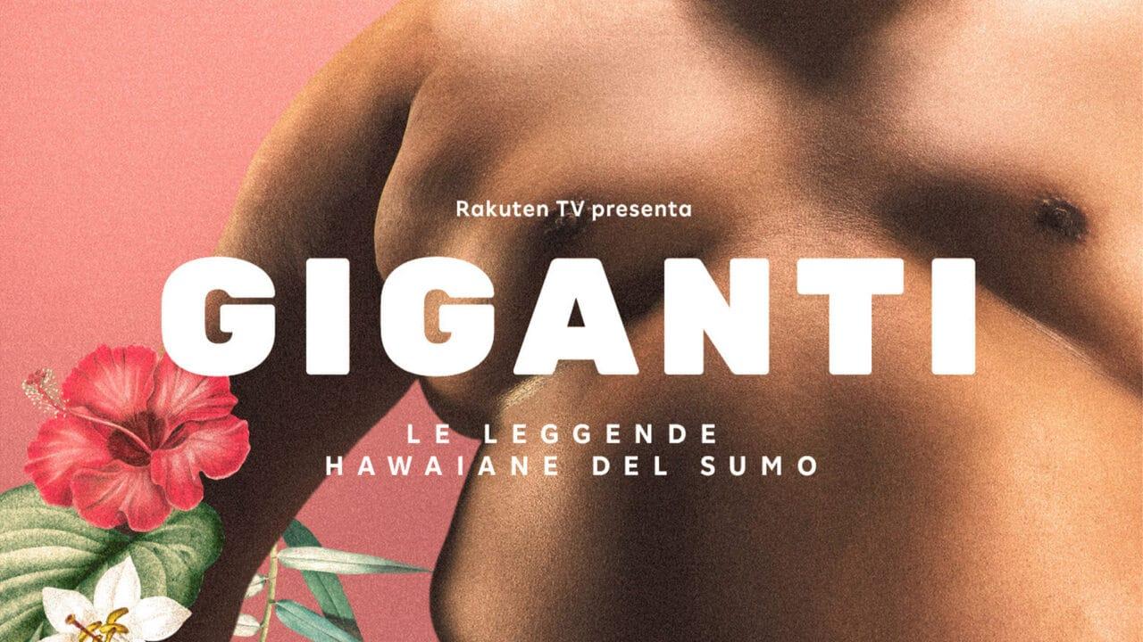 Giganti, una nuova docu-serie gratuita in arrivo su Rakuten TV dedicata al Sumo