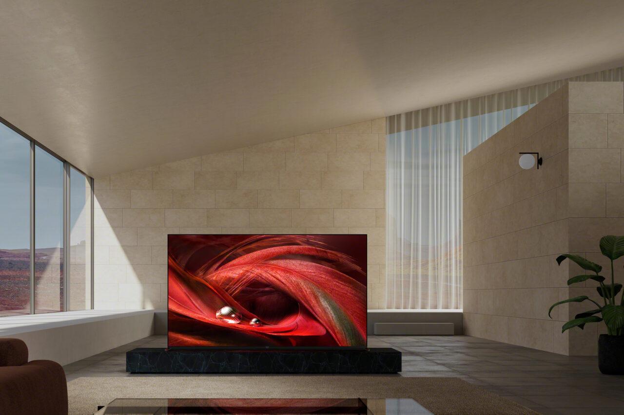 """Sony annuncia le nuove smart TV Bravia con Google TV: OLED 4K fino a 85"""" (foto)"""