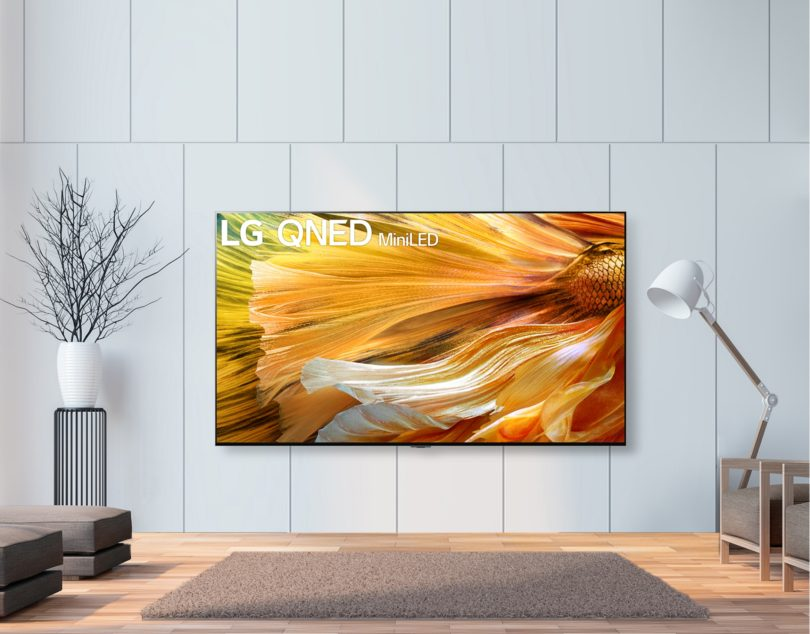 Novità per i televisori LG: in arrivo i modelli QNED Mini LED e aggiornamento per Dolby Vision HDR 4K 120Hz