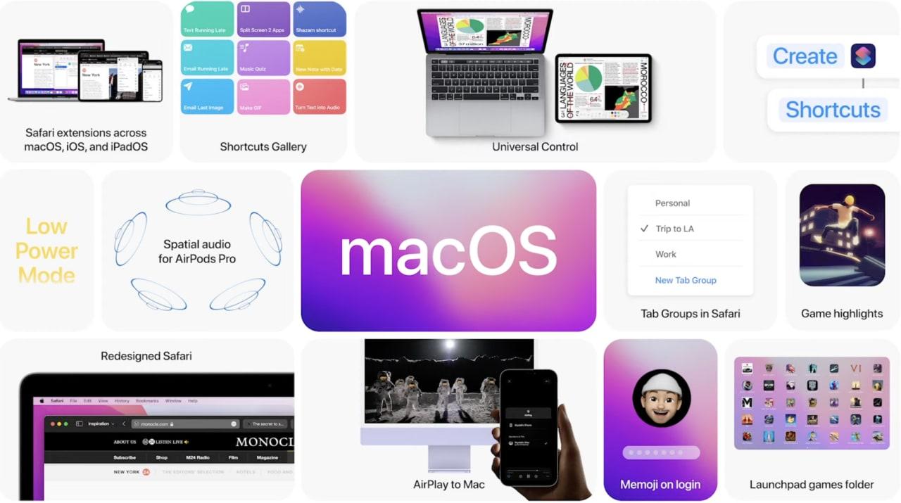 macOS Monterey è in beta pubblica: come provarla subito! (video)