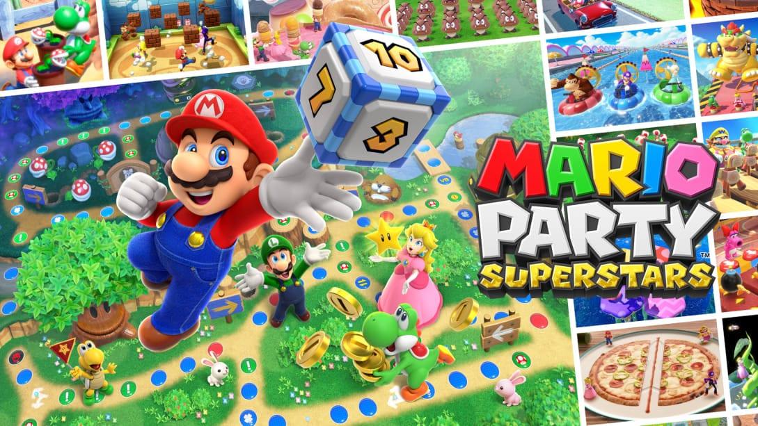 Nintendo annuncia Mario Party Superstars: in uscita il 29 ottobre (video)
