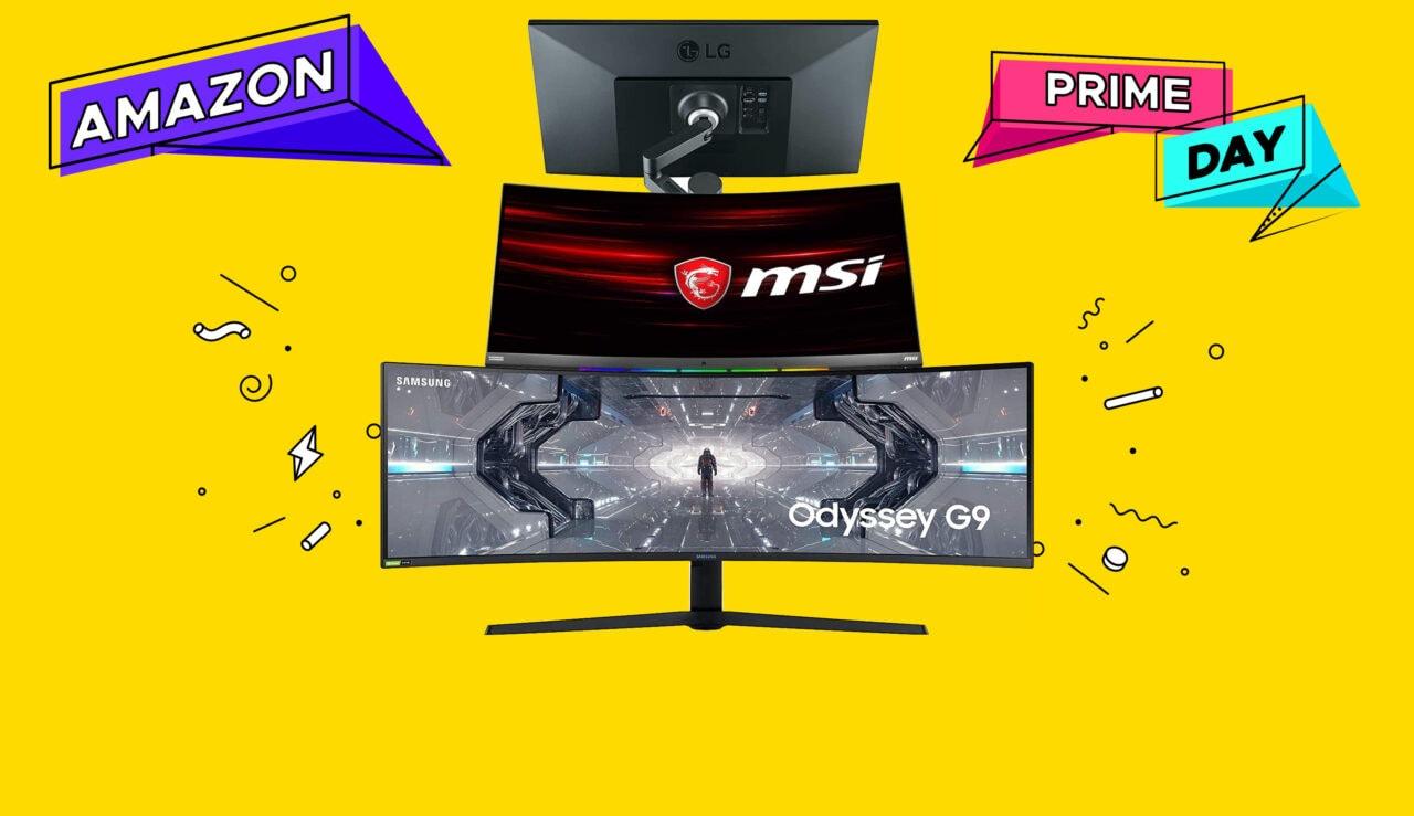 10 Monitor in offerta per il Prime Day 2021