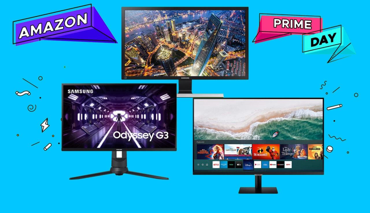 Non avete ancora comprato un monitor per il Prime Day? 4 modelli a prezzi di saldo!