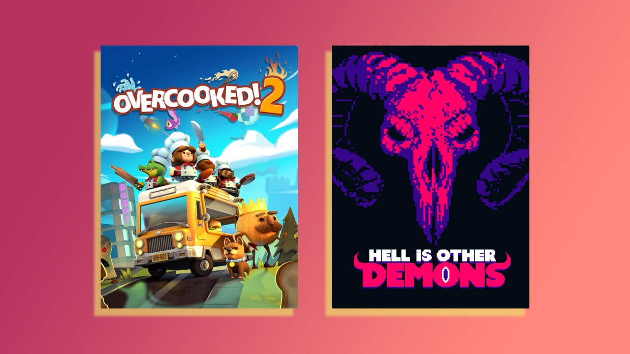 Overcooked 2 e Hell is Other Demons gratis su Epic Games Store dal 17 al 24 giugno (video)