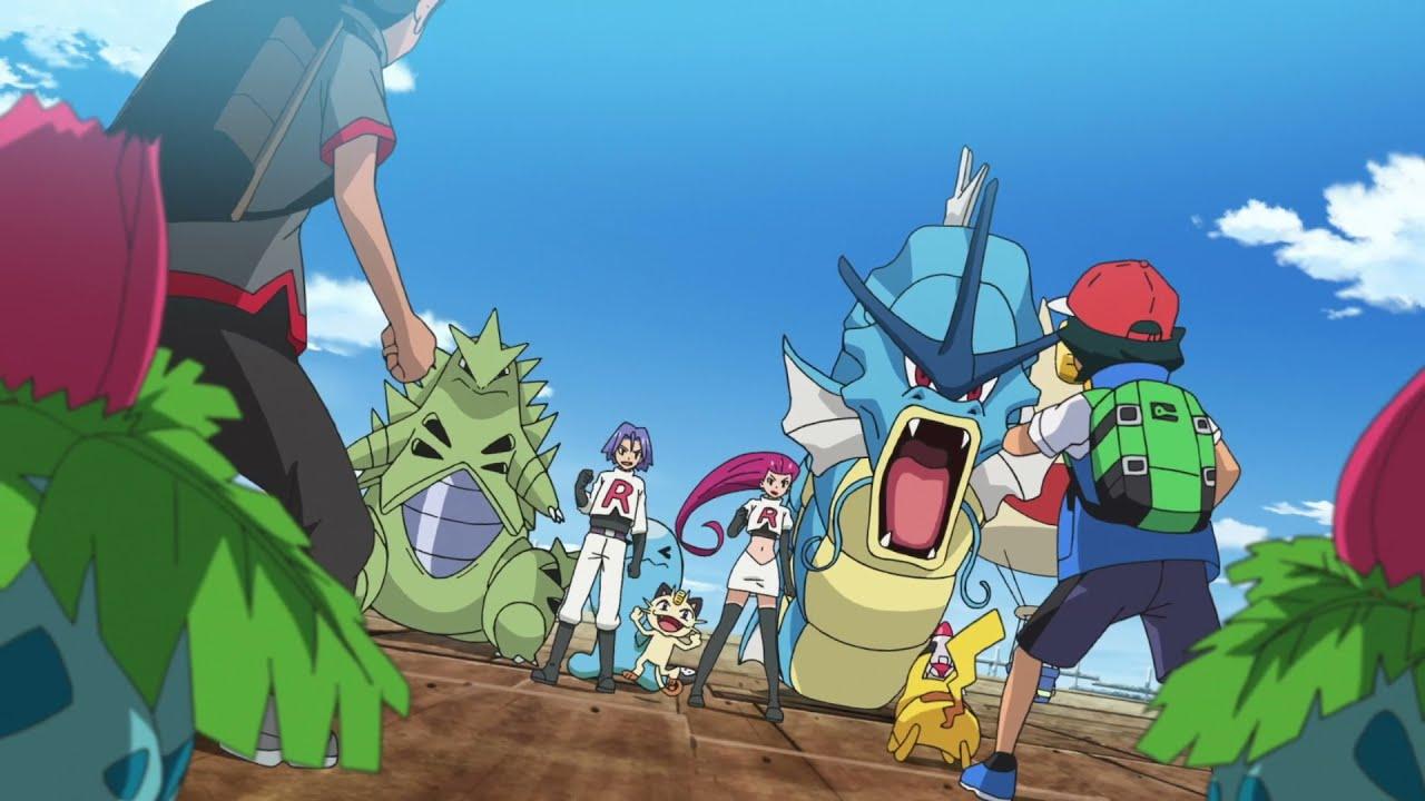 Alcuni Pokémon