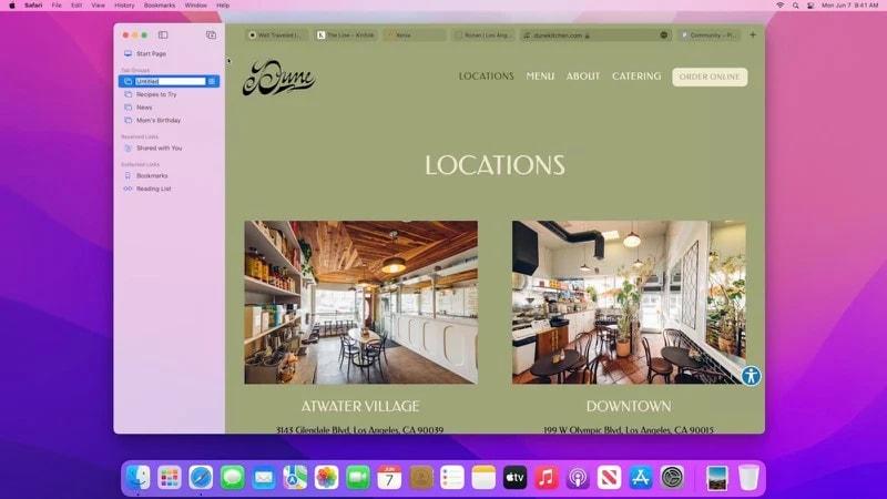 Apple ci ripensa e cambia alcune delle modifiche fatte a Safari su macOS e iOS