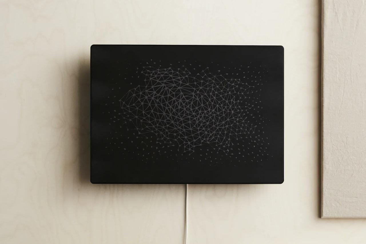 Ikea e Sonos presentano il loro nuovo prodotto: una cornice sonora Wi-Fi (foto)
