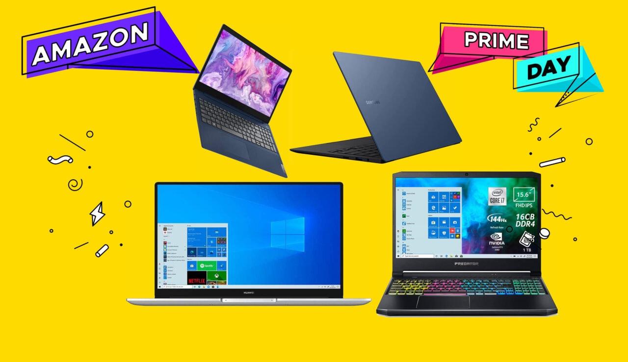Nuovi saldi dei saldi Prime Day: i notebook da comprare al miglior prezzo (aggiornato)