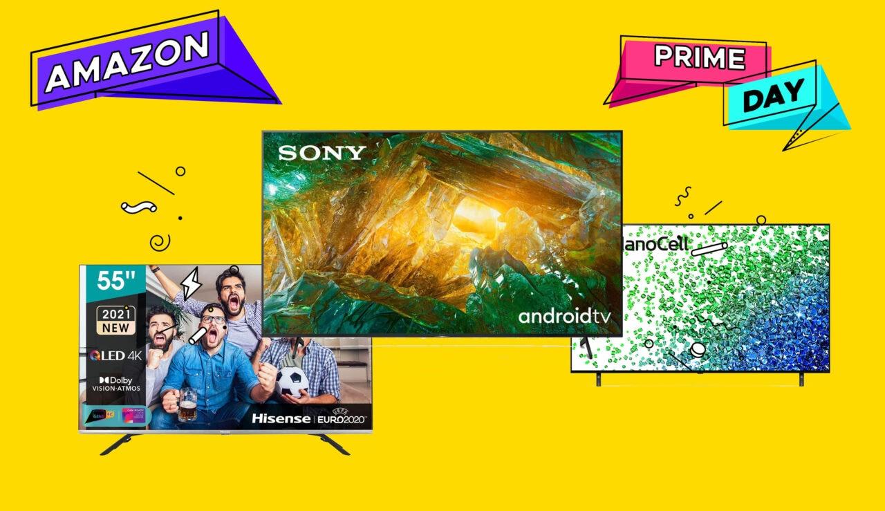 Follia Amazon: fino a 100€ di ulteriori cali di prezzo su questi TV!