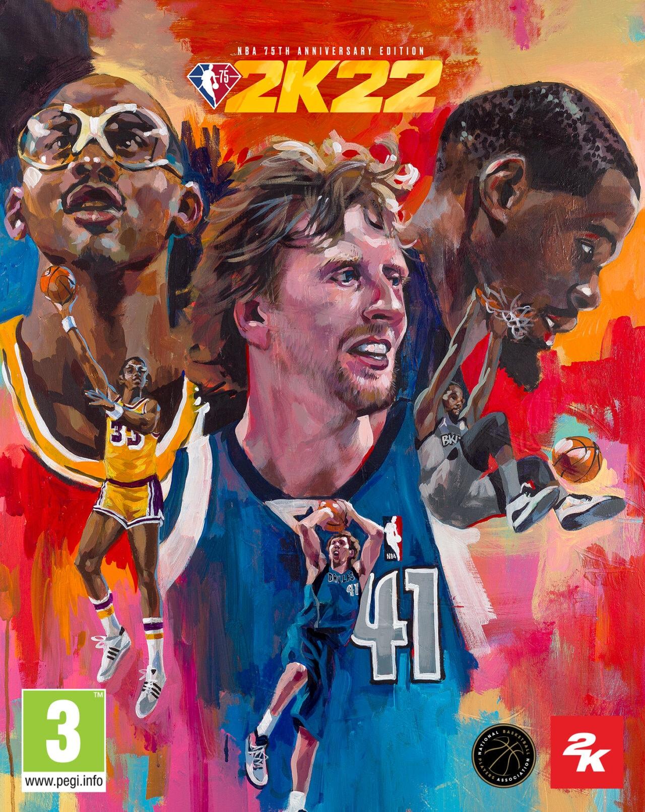 NBA 2K22: annunciata la data di uscita e gli atleti di copertina (video e foto)