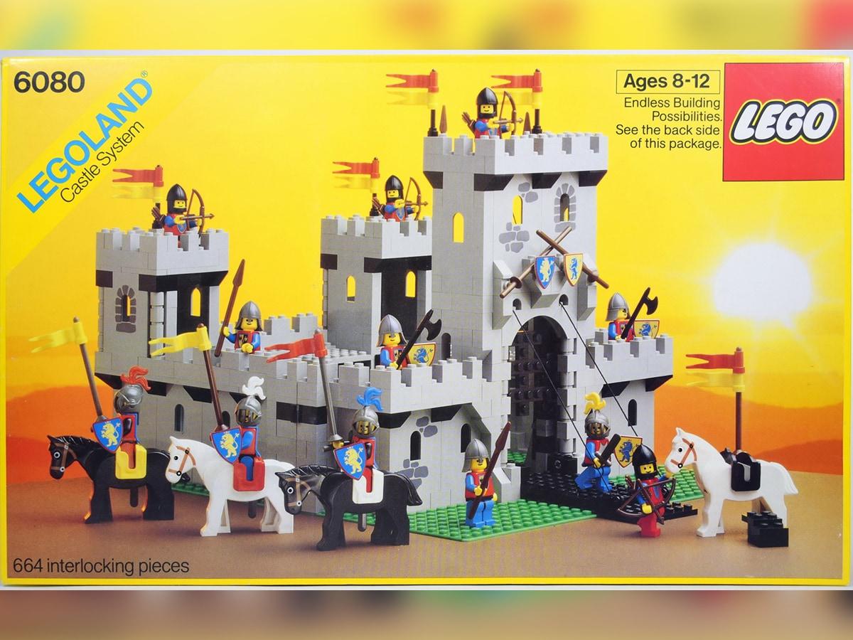 Il set King's Castle. Crediti: The Lego Group.