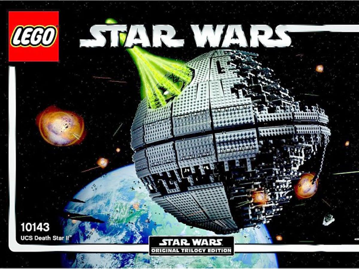 Il set LEGO della Morte Nera. Crediti: The Lego Group.