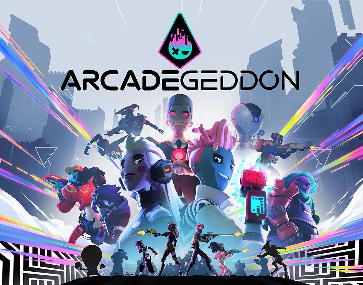Gli anni '80 brillano in Arcadegeddon! È già disponibile su PC e PS5 (video)