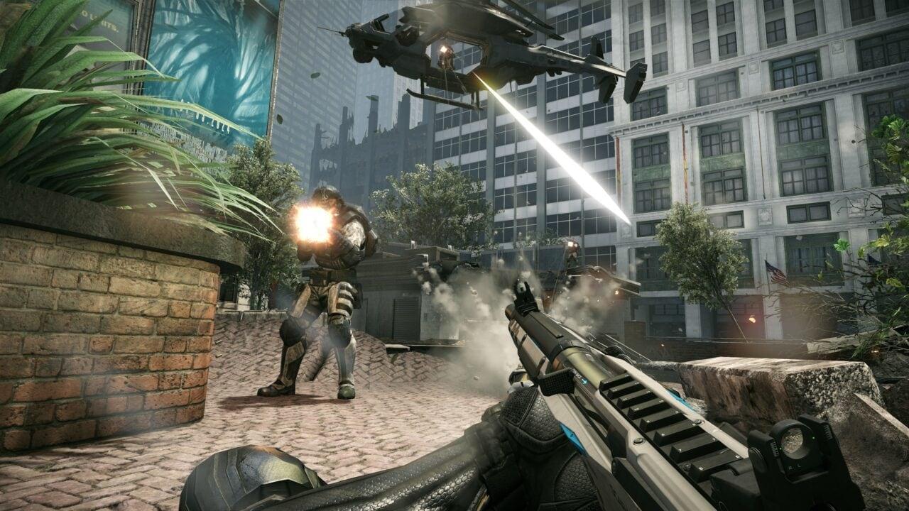 Annunciato per Crysis Remastered Trilogy la data di uscita ufficiale per console PlayStation e Xbox (video)